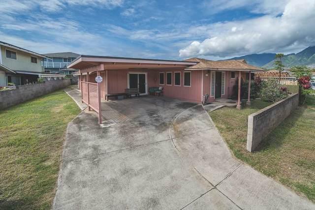 171 Hoomoku St, Kahului, HI 96732 (MLS #386447) :: Elite Pacific Properties LLC