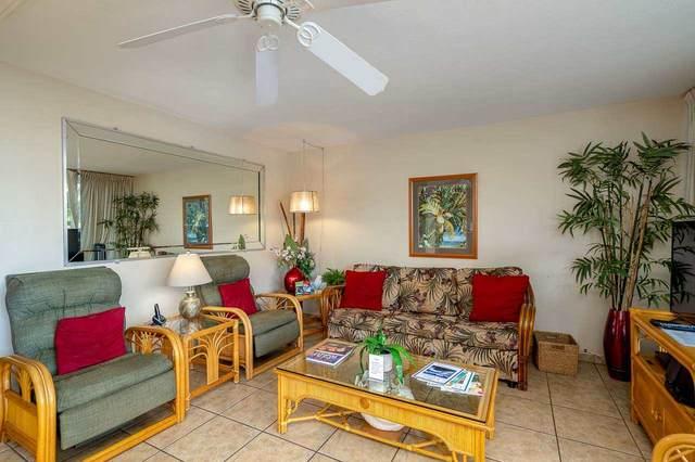 2653 S Kihei Rd #114, Kihei, HI 96753 (MLS #386464) :: Coldwell Banker Island Properties