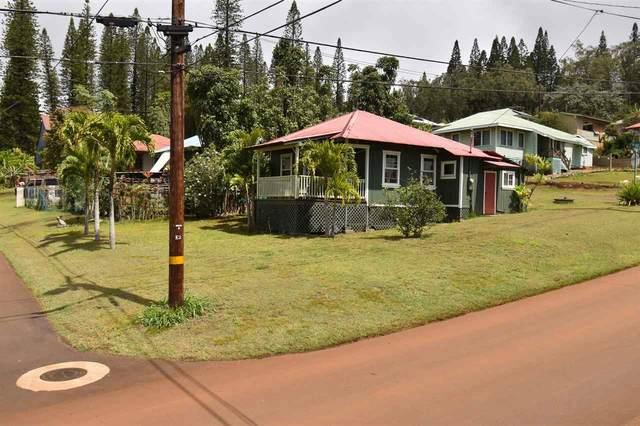 954 Naha St, Lanai City, HI 96763 (MLS #386492) :: Maui Estates Group