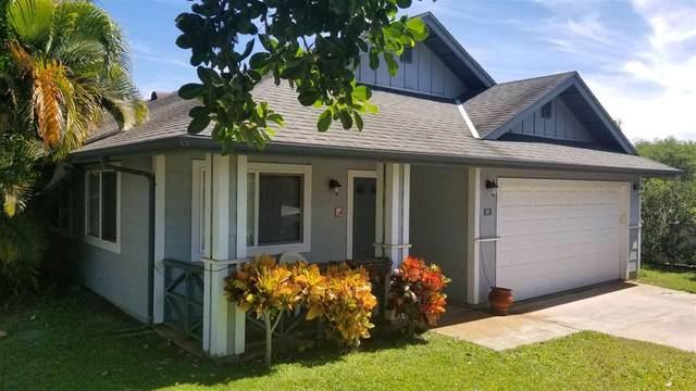 49 Hoowehi Pl, Kahului, HI 96732 (MLS #386497) :: Elite Pacific Properties LLC