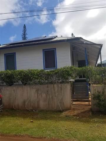 1214 Gay St, Lanai City, HI 96763 (MLS #386506) :: Maui Estates Group