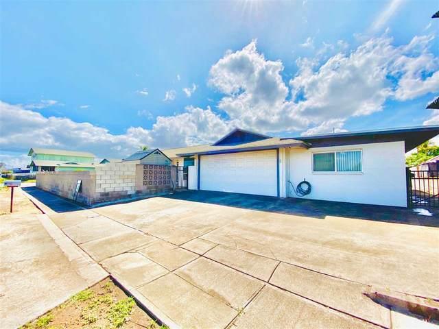 309 Ani St, Kahului, HI 96732 (MLS #386519) :: Elite Pacific Properties LLC