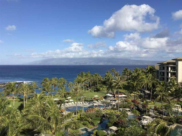 1 Bay Dr #3602, Lahaina, HI 96761 (MLS #386520) :: Maui Estates Group