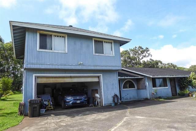 135 Alekanekelo Pl, Haiku, HI 96708 (MLS #386526) :: Coldwell Banker Island Properties