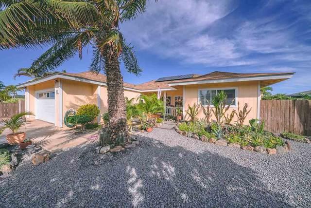 612 Kaiola St, Kihei, HI 96753 (MLS #386530) :: Elite Pacific Properties LLC