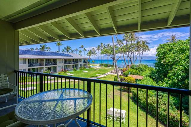 50 Napili Rd #219, Lahaina, HI 96761 (MLS #386535) :: Maui Lifestyle Real Estate