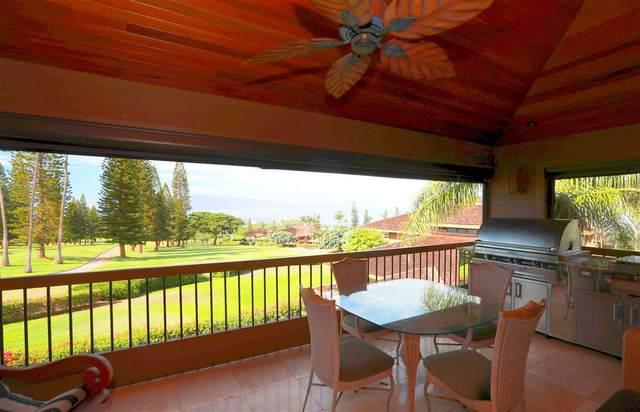 50 Puu Anoano St #1902, Lahaina, HI 96761 (MLS #386538) :: LUVA Real Estate