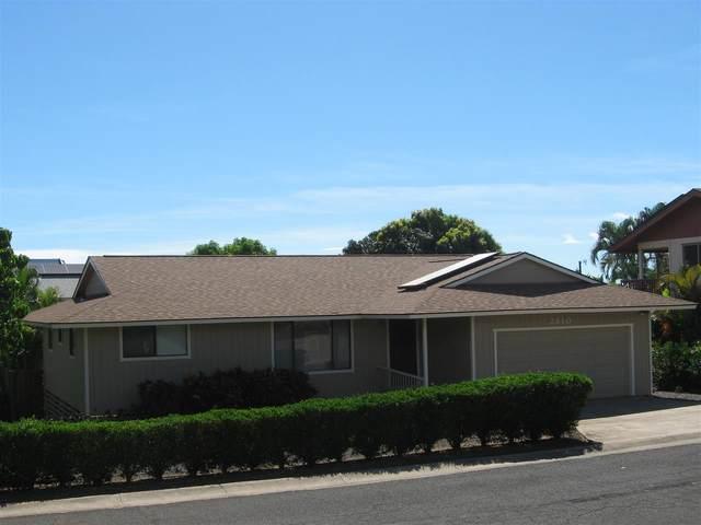 2810 Panepoo St, Kihei, HI 96753 (MLS #386556) :: Coldwell Banker Island Properties