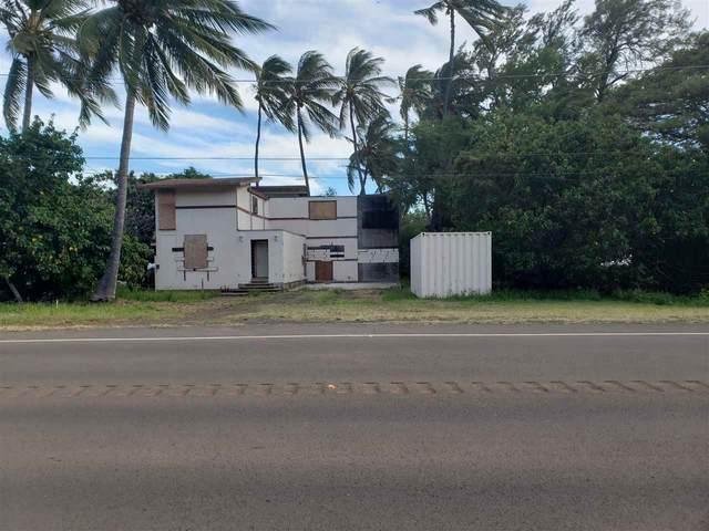 2724 Kamehameha V Hwy, Kaunakakai, HI 96748 (MLS #386558) :: Steven Moody