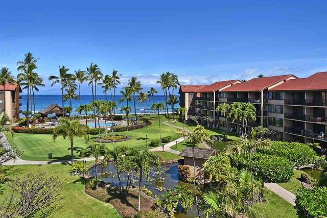 3543 Lower Honoapiilani Rd J406, Lahaina, HI 96761 (MLS #386569) :: Maui Estates Group