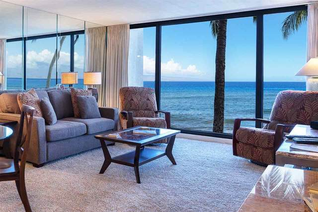 110 Kaanapali Shores Pl #215, Lahaina, HI 96761 (MLS #386577) :: Maui Lifestyle Real Estate
