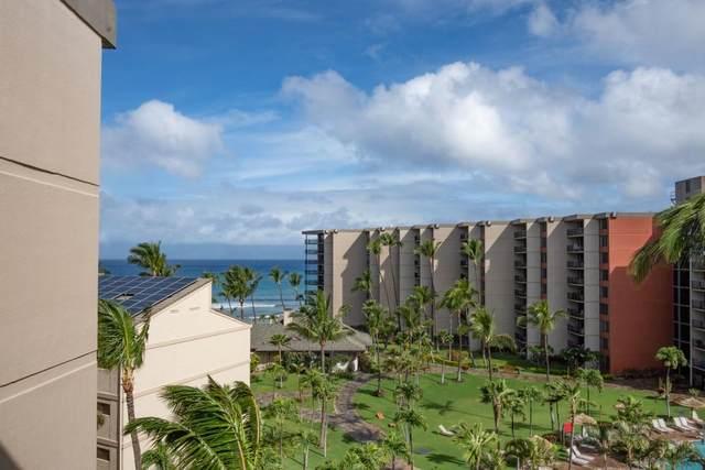 3445 Lower Honoapiilani Rd #750, Lahaina, HI 96761 (MLS #386580) :: Keller Williams Realty Maui