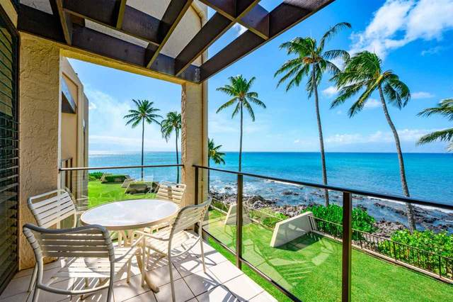 5295 Lower Honoapiilani Rd C2, Lahaina, HI 96761 (MLS #386602) :: Maui Estates Group