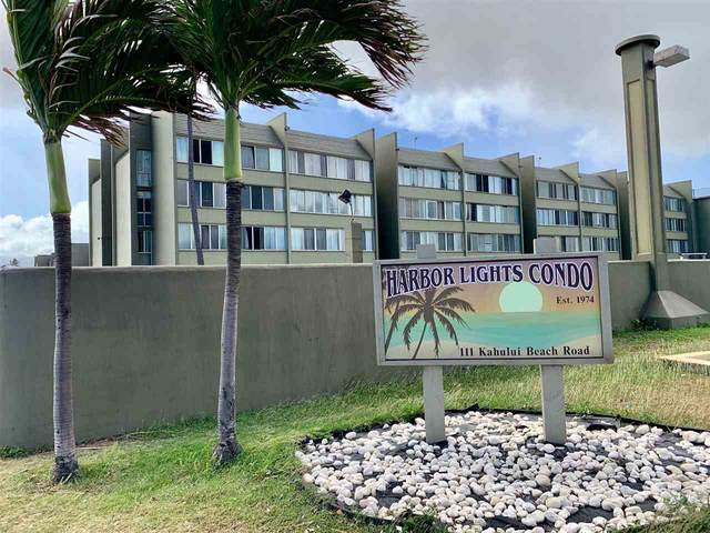 111 Kahului Beach Rd A 315, Kahului, HI 96732 (MLS #386607) :: Elite Pacific Properties LLC