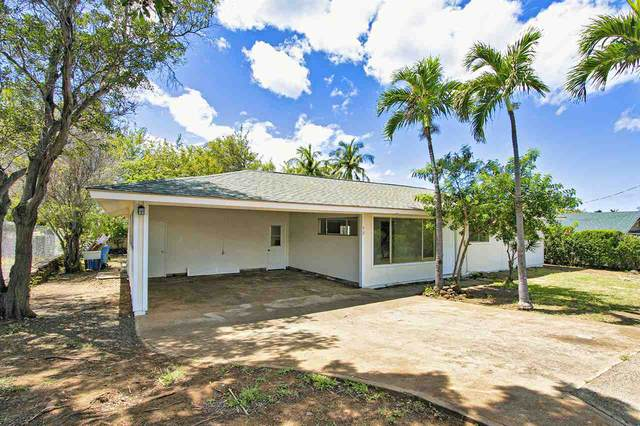 72 Kupuna St, Kihei, HI 96753 (MLS #386614) :: Elite Pacific Properties LLC