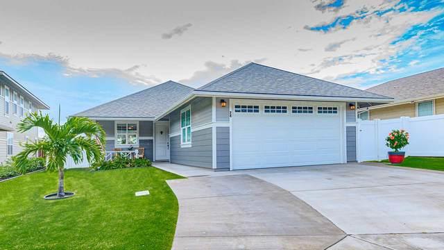 24 Moea Ln, Kahului, HI 96732 (MLS #386621) :: Elite Pacific Properties LLC