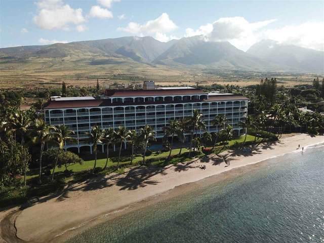475 Front St #428, Lahaina, HI 96761 (MLS #386640) :: Maui Estates Group