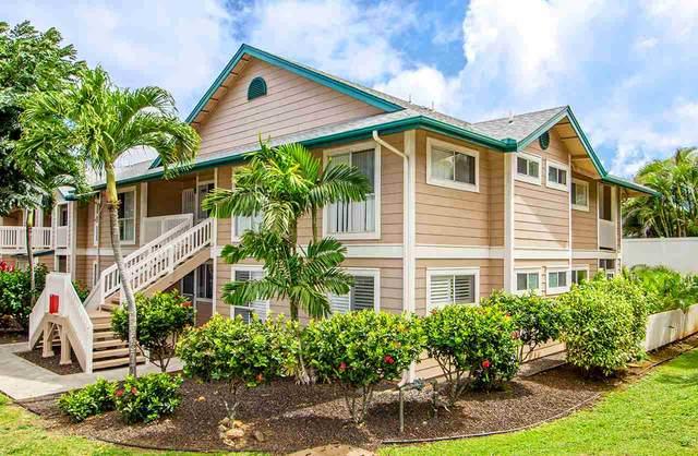 30 Waipaa Ln 41-106, Wailuku, HI 96793 (MLS #386641) :: Maui Estates Group