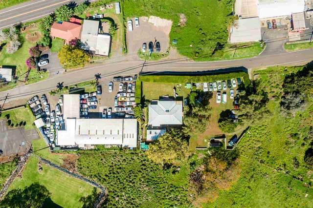3135 Lower Kula Rd, Kula, HI 96790 (MLS #386649) :: Elite Pacific Properties LLC