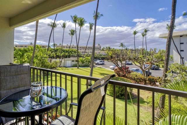 2531 S Kihei Rd D103, Kihei, HI 96753 (MLS #386659) :: Maui Estates Group