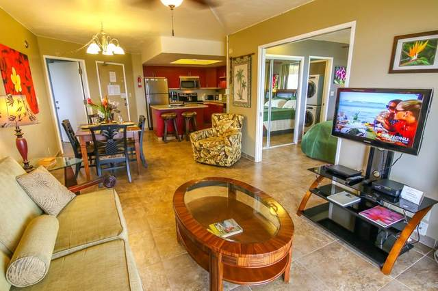 2575 S Kihei Rd P403, Kihei, HI 96753 (MLS #386661) :: Elite Pacific Properties LLC