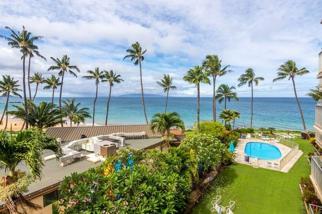 2450 S Kihei Rd #402, Kihei, HI 96753 (MLS #386670) :: Maui Estates Group