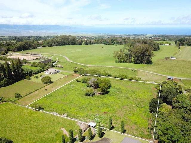 585 Olinda Rd, Makawao, HI 96768 (MLS #386702) :: Keller Williams Realty Maui