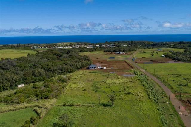 675 Kauaheahe Pl A, Haiku, HI 96708 (MLS #386721) :: Coldwell Banker Island Properties