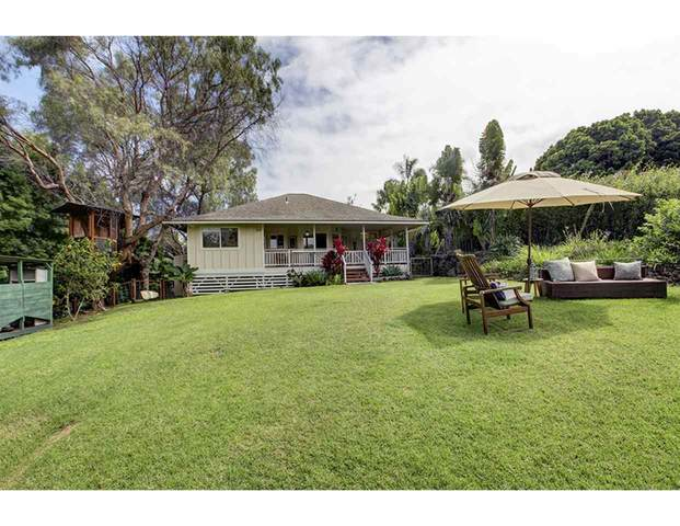 4748 Kula Hwy B, Kula, HI 96790 (MLS #386734) :: Coldwell Banker Island Properties