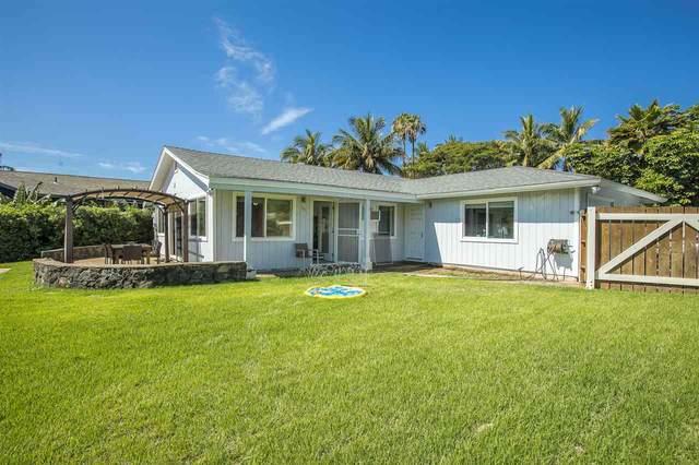 98 E Welakahao Rd, Kihei, HI 96753 (MLS #386742) :: Coldwell Banker Island Properties