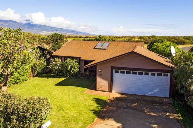 351 Kaiolohia St, Kihei, HI 96753 (MLS #386754) :: Maui Estates Group