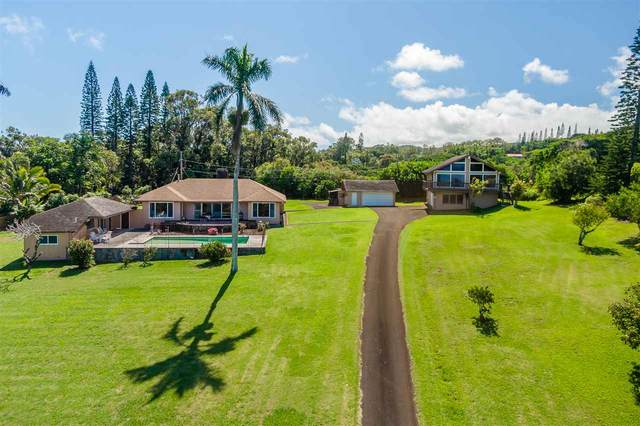 1860 Haiku Rd, Haiku, HI 96708 (MLS #386760) :: Keller Williams Realty Maui