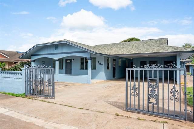 307 S Mokapu St, Kahului, HI 96732 (MLS #386797) :: Maui Estates Group