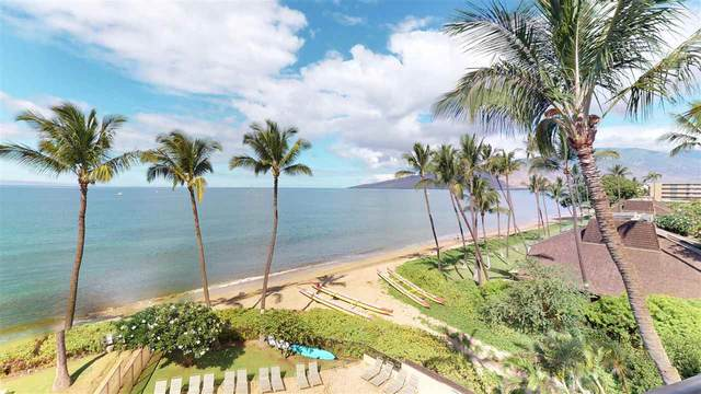 36 S Kihei Rd #501, Kihei, HI 96753 (MLS #386820) :: Maui Lifestyle Real Estate