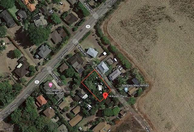 14 Kulani Pl, Paia, HI 96779 (MLS #386821) :: Keller Williams Realty Maui