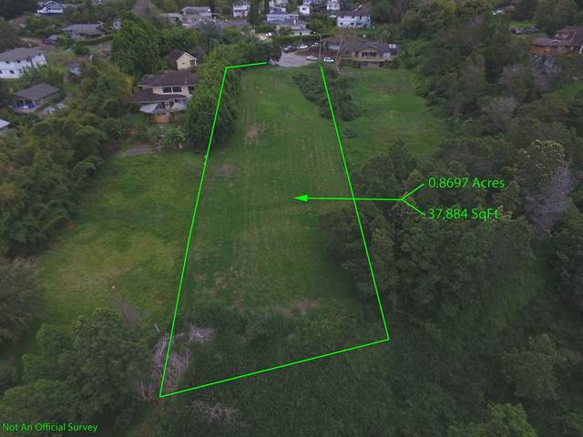 90 Anuenue Pl, Kula, HI 96790 (MLS #386825) :: Coldwell Banker Island Properties