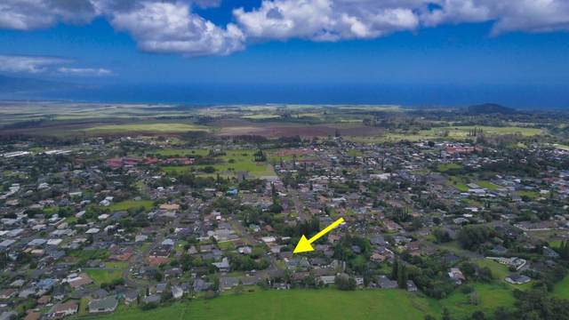 83 Hoolai St, Makawao, HI 96768 (MLS #386830) :: Maui Estates Group