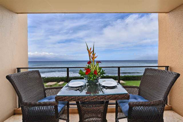 110 Kaanapali Shores Pl #212, Lahaina, HI 96761 (MLS #386859) :: Keller Williams Realty Maui
