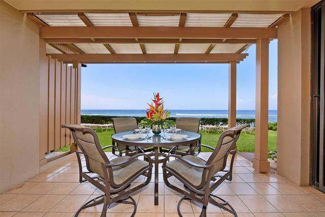 110 Kaanapali Shores Pl #109, Lahaina, HI 96761 (MLS #386860) :: Maui Lifestyle Real Estate