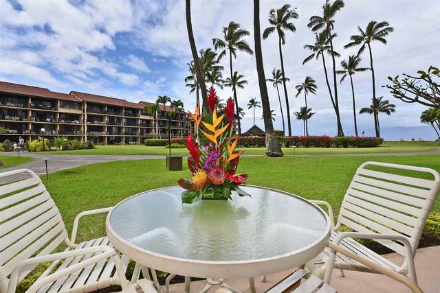 3543 Lower Honoapiilani Rd B101, Lahaina, HI 96761 (MLS #386862) :: Elite Pacific Properties LLC