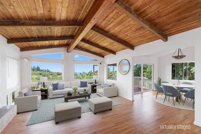 4391 Opana Pl A, Haiku, HI 96708 (MLS #386900) :: Coldwell Banker Island Properties