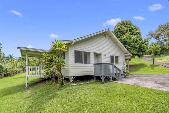 4393 Opana Pl B, Haiku, HI 96708 (MLS #386901) :: Coldwell Banker Island Properties