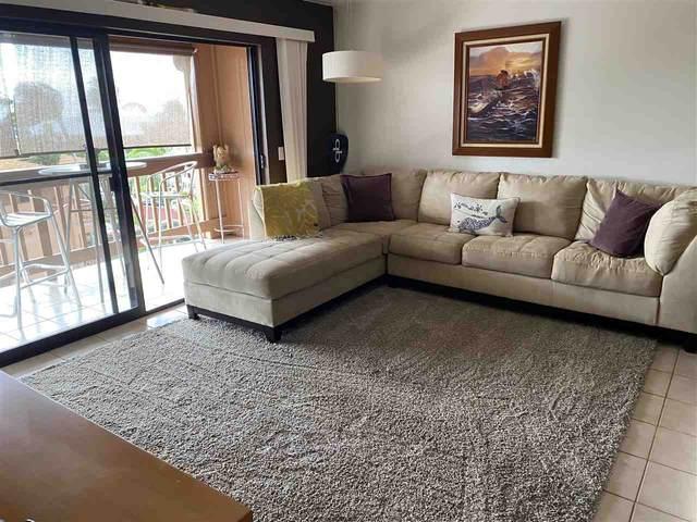 3740 Lower Honoapiilani Rd C303, Lahaina, HI 96761 (MLS #386902) :: Elite Pacific Properties LLC