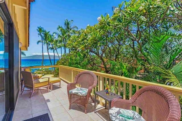 20 Puailima Pl 20-3, Lahaina, HI 96761 (MLS #386911) :: Maui Estates Group