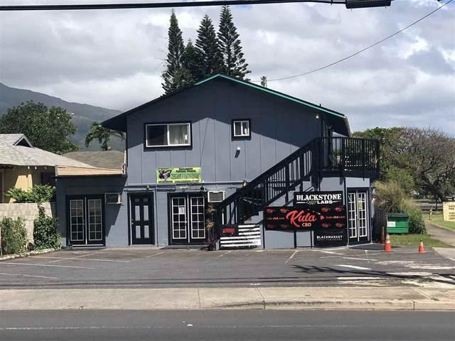 1124 Lower Main St, Wailuku, HI 96793 (MLS #386915) :: Maui Estates Group