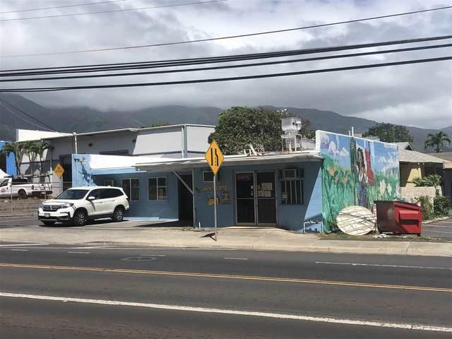 1136 Lower Main St, Wailuku, HI 96793 (MLS #386916) :: Maui Estates Group