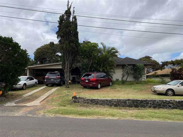 378 Nakoa Dr, Wailuku, HI 96793 (MLS #386922) :: Coldwell Banker Island Properties