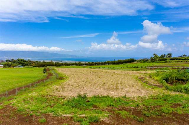 2350 Baldwin Ave Unit A, Makawao, HI 96768 (MLS #386930) :: Maui Lifestyle Real Estate