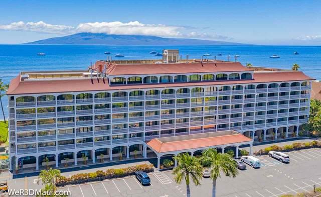 475 Front St #520, Lahaina, HI 96761 (MLS #386936) :: Maui Estates Group