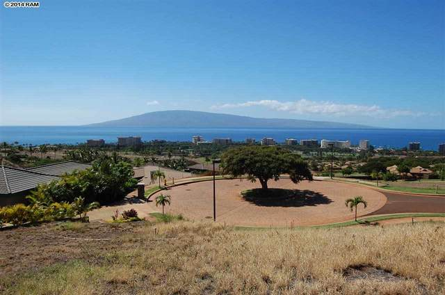 45 E Mahi Pua Pl Pinnacle Lot 6, Lahaina, HI 96761 (MLS #386943) :: Keller Williams Realty Maui